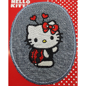 Ecussons Hello Kitty Thermocollants