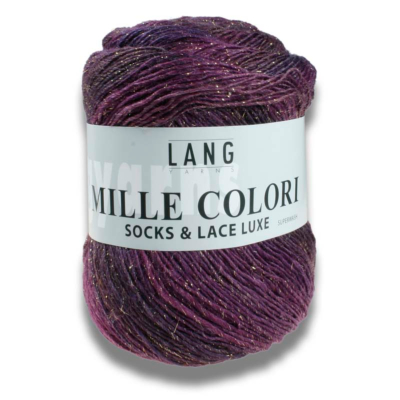 MILLE COLORI SOCKS & LACE LUXE LANG