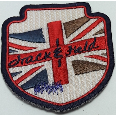 Ecusson thermocollant Union Jack
