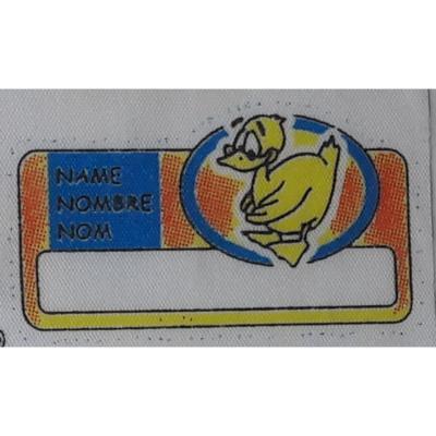 newest 69ff8 d2677 D étiquettes Vêtements Pour Mercerie Marquer D enfants Kit La Les AqdzI5Aw
